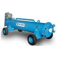 центрифуга для отжима ковров на колесах Cleanvac