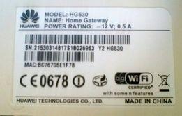 Продам беспроводной ADSL-маршрутизатор Huawei HG530 от Укртелеком
