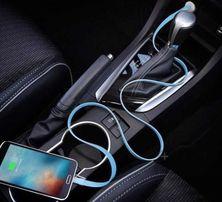 Автомобильное Зарядное устройство PISEN от прикуривателя Mini USB