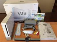 Image of Nintendo Wii in Excellent condition