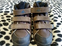 Осенне-весенние ботинки adidass(оригинал)