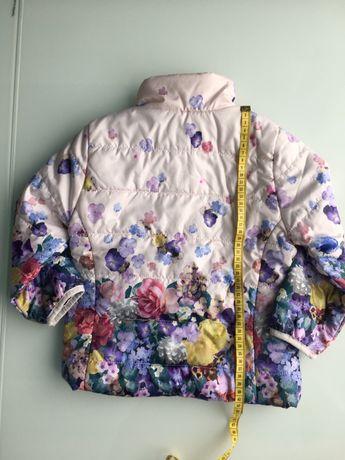 Куртка для девочки весна-осень H&M 2-3 г., р.98 Киев - изображение 2