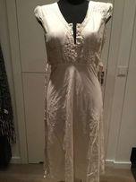 Romantyczna sukienka, Reserved, r. XS