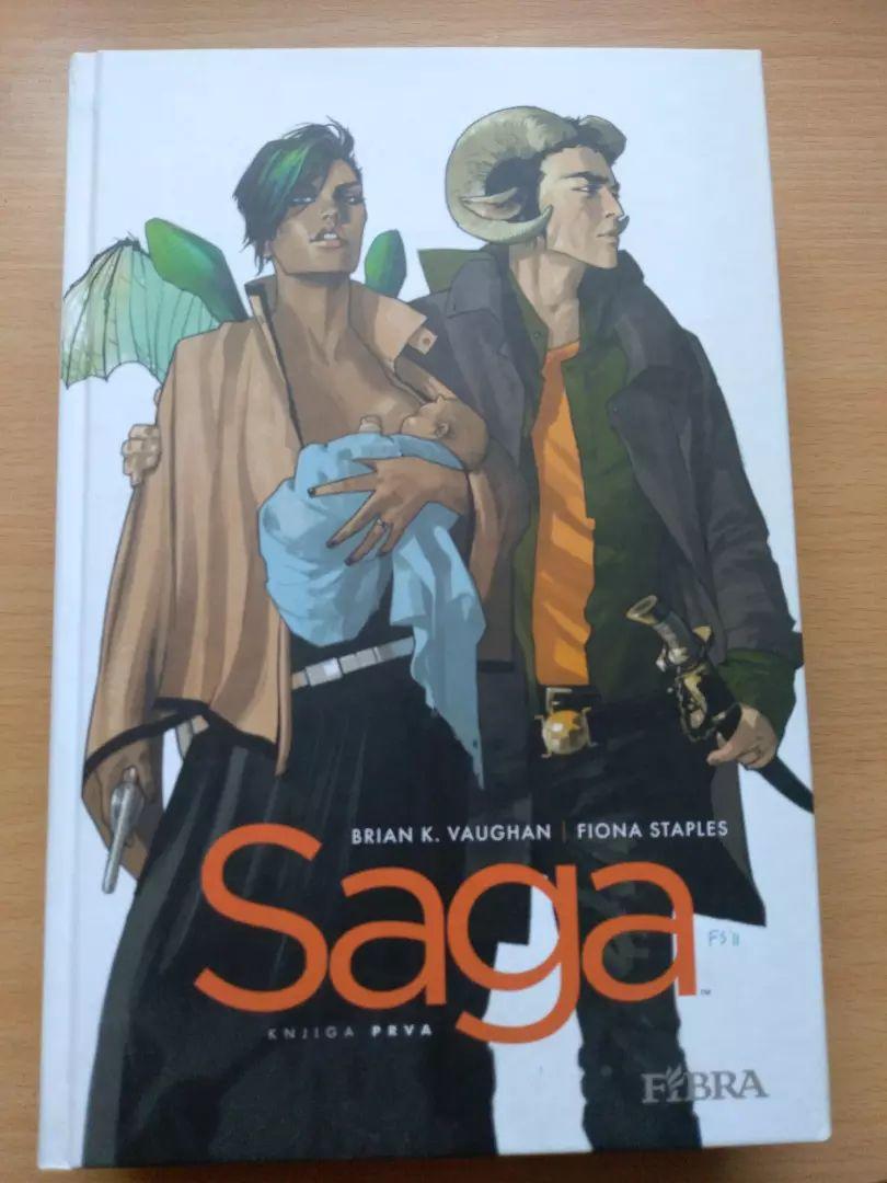 Strip Saga 0