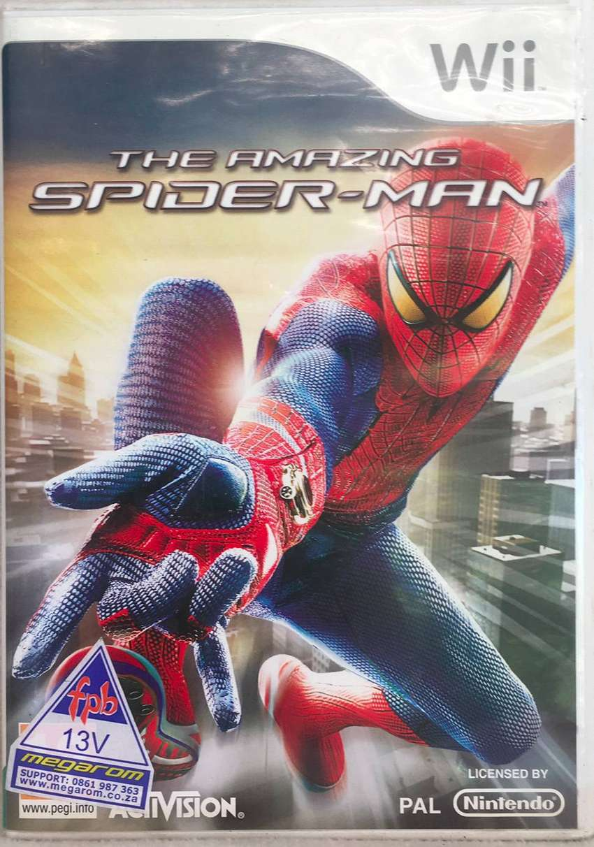 The Amazing Spider-man (Nintendo Wii Game) 0