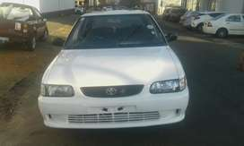 2005 Toyota Tazz 1 3 for sale