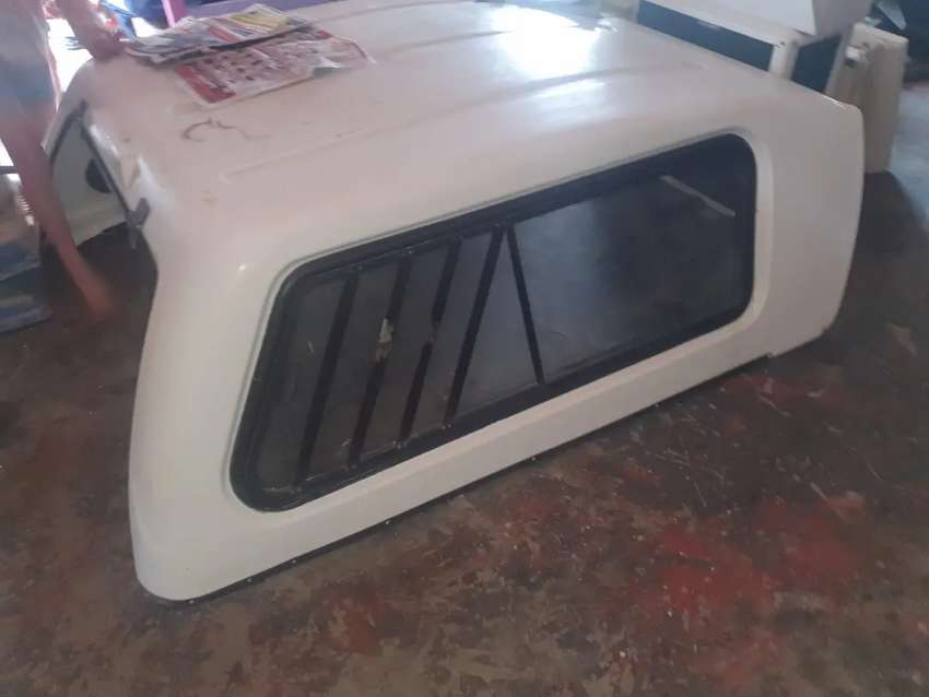 Canopy For Bakkie. 0
