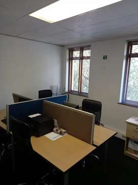 Rivonia Office Space To Share Available Now