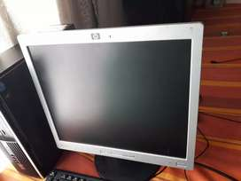 "HP I3 Desktop with 19""Screen"