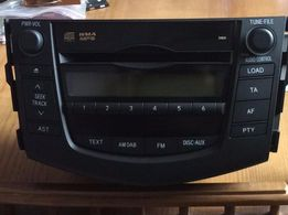 Штатная автомагнитола Toyota RAV 4 ( Тойота РАВ 4 оригинал Япония )