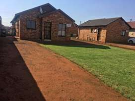 Rental available in Protea Glen Ext 27