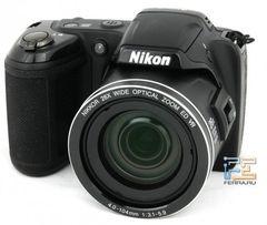 Новый цифровой фотоаппарат Nikon coolpix L810 х26