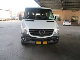 NNEW 15 SEATER MERCEDES SPRINTER FOR HIRE