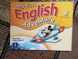 My first English Adventure 1 ćwiczenia