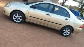 Toyota corolla for sale at very low price good condition