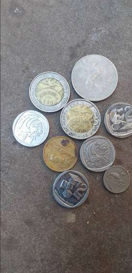 I'm selling my coin colection