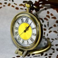 Мужские карманные часы настольные кварцевые