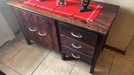 Dinning or living room side table
