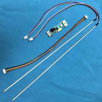 540 мм LED подсветка ЖК мониторов c теплопроводящим скотчем
