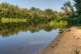 Недорогой дом в экологически чистом месте, река, лес...