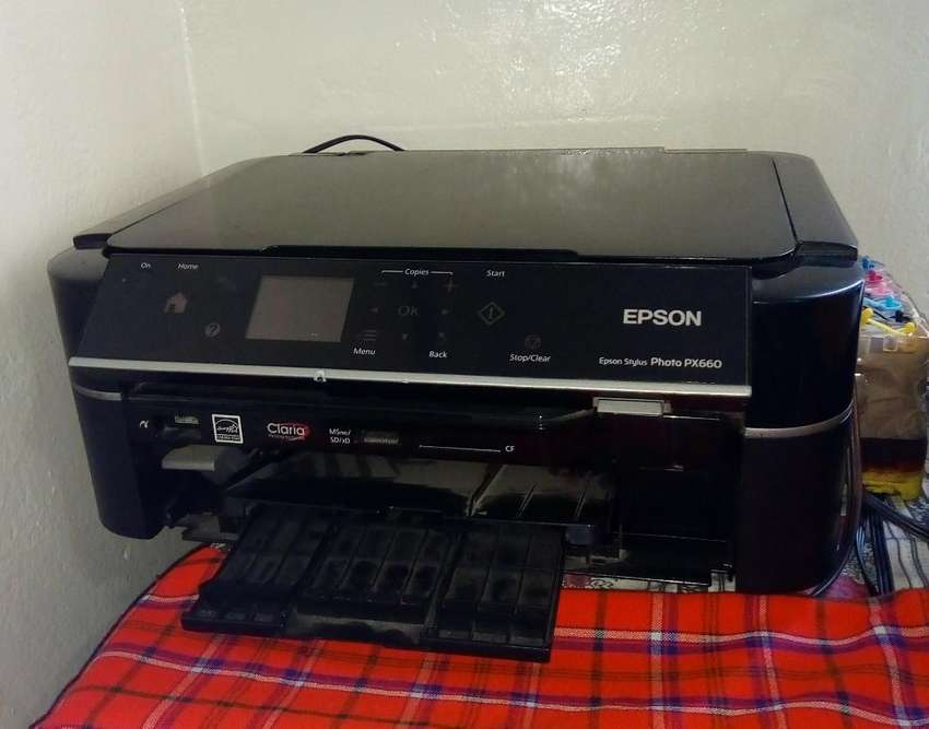 Epson 660 printer Epson printer PX 660 available second hand in good s 0