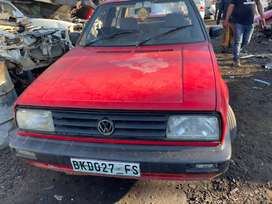 VW JETTA 2(1.8)-FOR SALE AS IS OR AVAILABLE FOR STRIPPING FOR SPARES