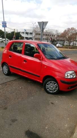 Red Hyundai Atos Prime for sale
