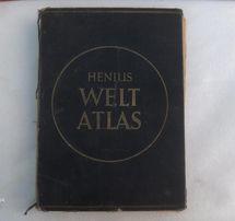 Henius Weltatlas