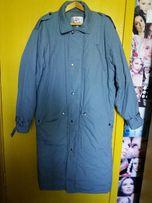 мужское демисезонное пальто 450р.
