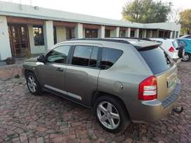 Jeep Compass 2.4 petrol. Still very good condition.