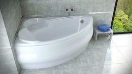 ванна акриловая прямая угловая !
