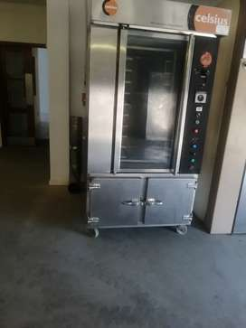 10-Tray Baking Oven and Proofer FOR SALE!!
