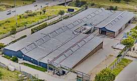 3946 SQM SHOWROOM AND WAREHOUSE IN MIDRAND FOR RENT