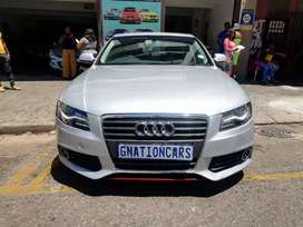 Audi A4 1.8T 2012 Automatic for SELL