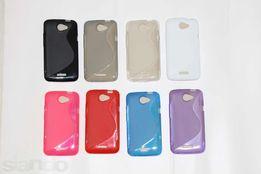 Продам силиконовый бампер для HTC X One, HTC ONE XL, S720 цвет графит