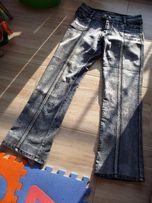 nowe spodnie L