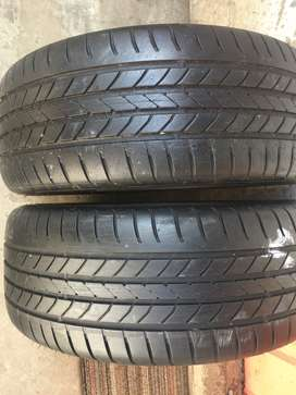 245 45 R19 God Year RunFlat Tyres