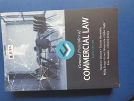 General Principles of Commercial Law (Ninth Edition)