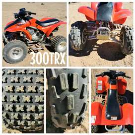 Honda TRX300 Quad Bike For Sale