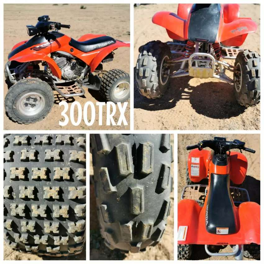 Honda TRX300 Quad Bike For Sale 0