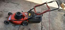 Tandem rates 3000 w lawnmower complete