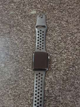 Apple watch series 2 nike 42 mm black