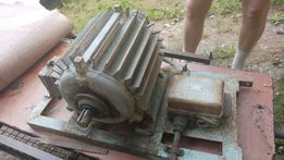 Silnik siła 380v 5,5kw Mocny 70kg
