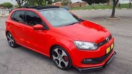 Red Polo gti 2014 for sale