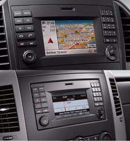 Radio nawigacja Bluetooth Audio 15 Mercedes w447 w906 Vito Sprinter
