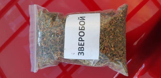 Вкусный и ароматный чай. Зверобой для чая.