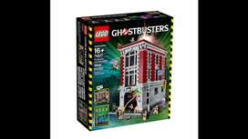 Lego 75827 Ghostbuster Firehouse Headquarters. Brand new