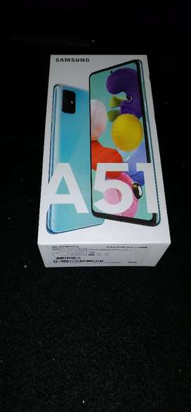Sealed A51 on sale for ZAR6000 cash only