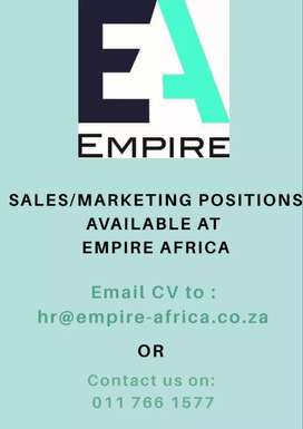 Staff required in the west rand