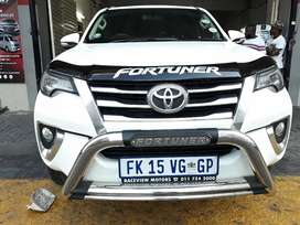 2017 Toyota Fortuner 2 8 GD6